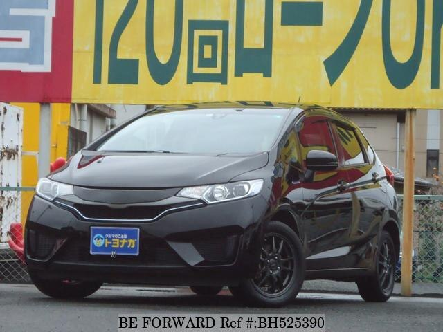 Used 2017 HONDA FIT HYBRID BH525390 for Sale