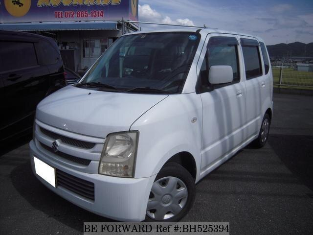 Used 2005 SUZUKI WAGON R BH525394 for Sale