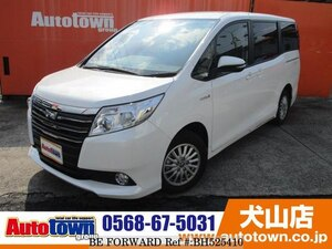 Used 2017 TOYOTA NOAH BH525410 for Sale