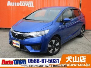 Used 2016 HONDA FIT HYBRID BH525413 for Sale