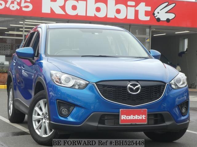 Used 2012 MAZDA CX-5 BH525448 for Sale