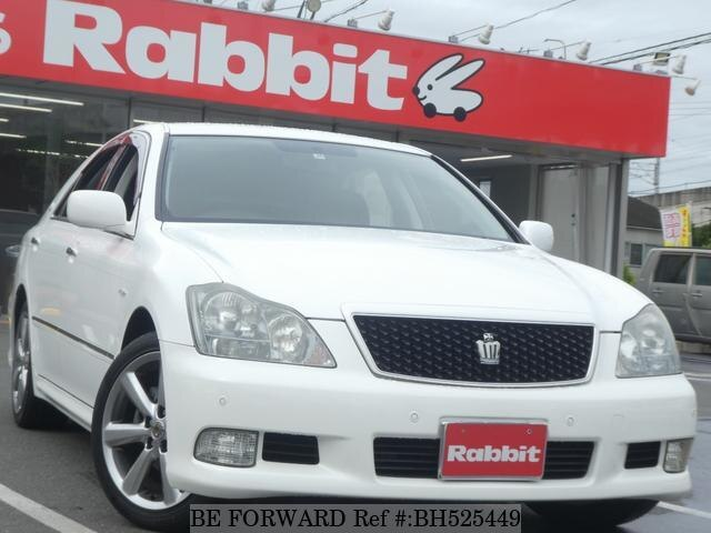 Used 2007 TOYOTA CROWN BH525449 for Sale