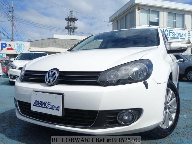 Used 2011 VOLKSWAGEN GOLF BH525469 for Sale