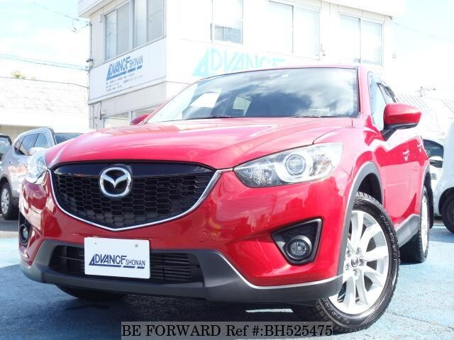 Used 2012 MAZDA CX-5 BH525475 for Sale