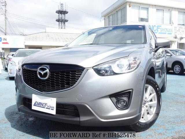 Used 2012 MAZDA CX-5 BH525478 for Sale