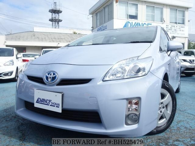Used 2009 TOYOTA PRIUS BH525479 for Sale