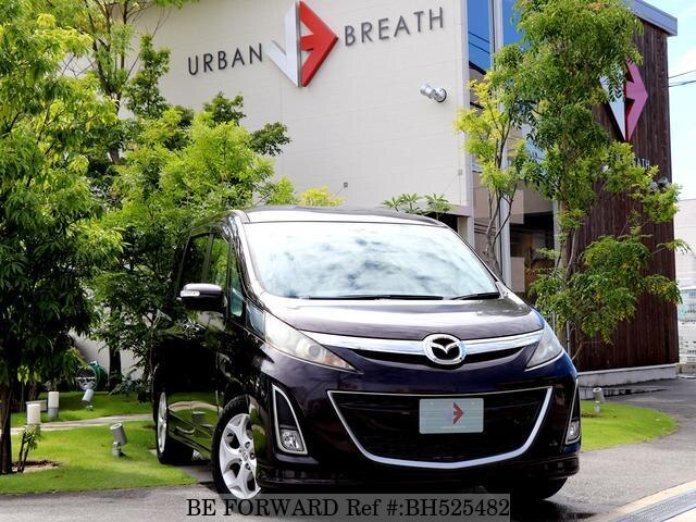 Used 2009 MAZDA BIANTE BH525482 for Sale