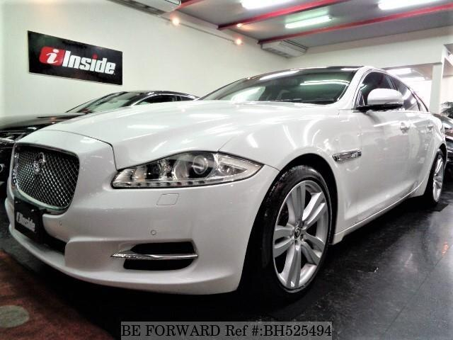 Used 2011 JAGUAR XJ SERIES BH525494 for Sale