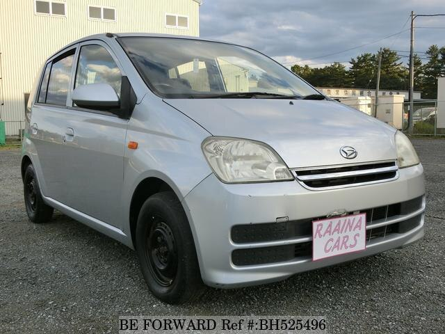 Used 2006 DAIHATSU MIRA BH525496 for Sale