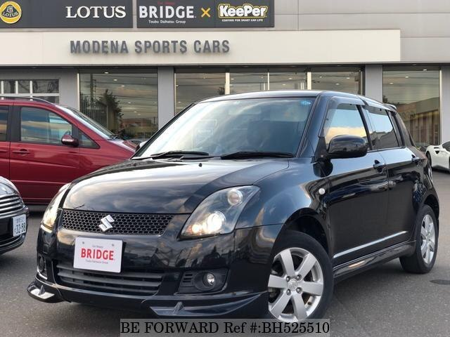 Used 2009 SUZUKI SWIFT BH525510 for Sale