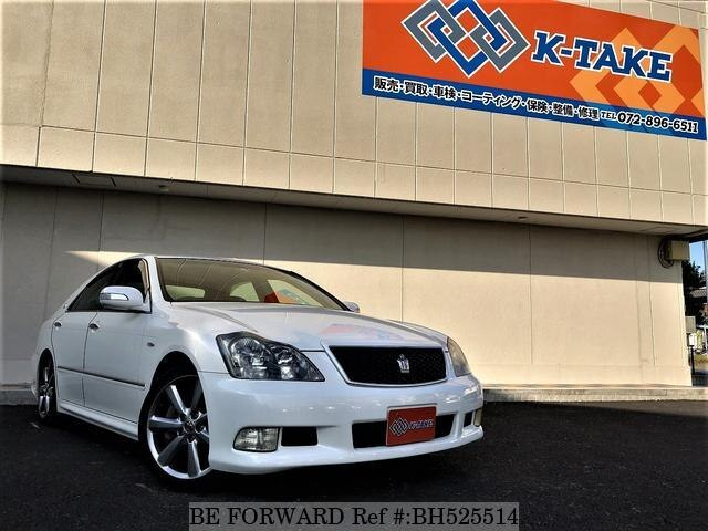 Used 2005 TOYOTA CROWN BH525514 for Sale