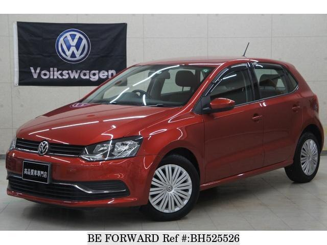 Used 2016 VOLKSWAGEN POLO BH525526 for Sale