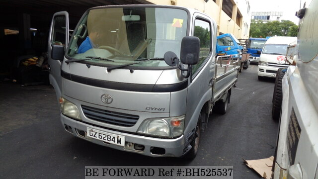 Used 2006 TOYOTA DYNA TRUCK BH525537 for Sale
