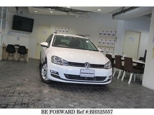 Used 2015 VOLKSWAGEN GOLF VARIANT BH525557 for Sale