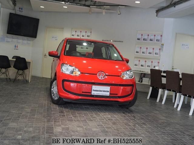 Used 2014 VOLKSWAGEN UP! BH525558 for Sale