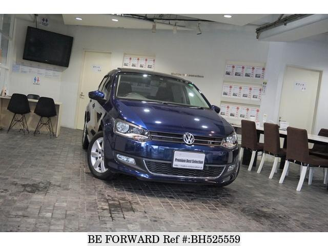 Used 2011 VOLKSWAGEN POLO BH525559 for Sale