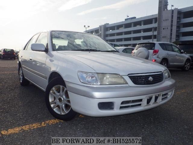 Used 2000 TOYOTA CORONA PREMIO BH525572 for Sale