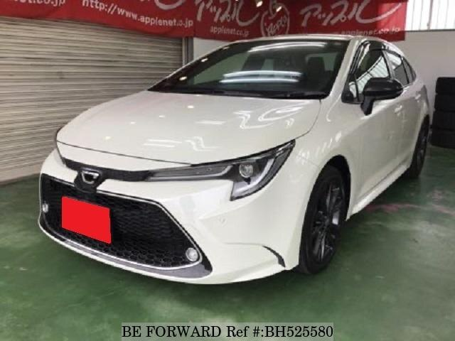 Used 2019 TOYOTA COROLLA BH525580 for Sale