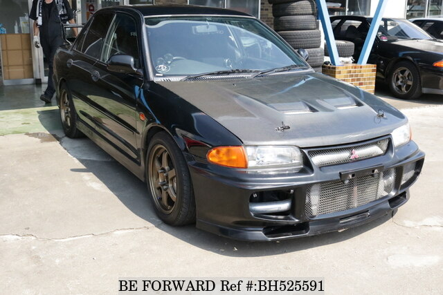 Used 1995 MITSUBISHI LANCER EVOLUTION BH525591 for Sale