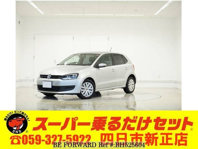 Used 2014 VOLKSWAGEN POLO BH525604 for Sale