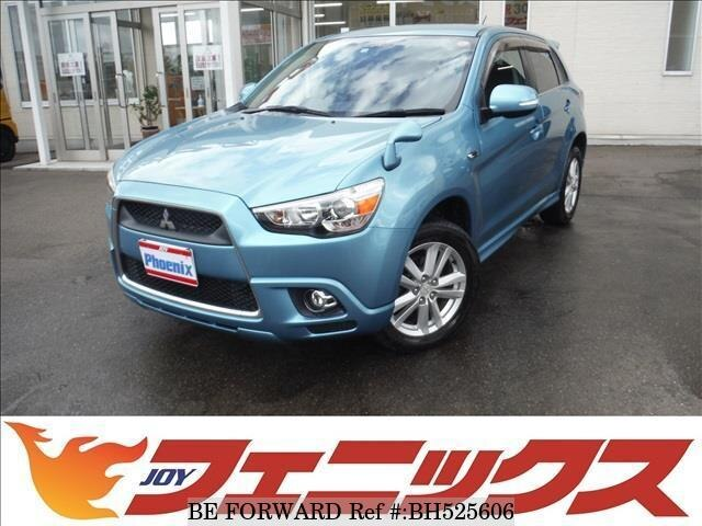 Used 2010 MITSUBISHI RVR BH525606 for Sale