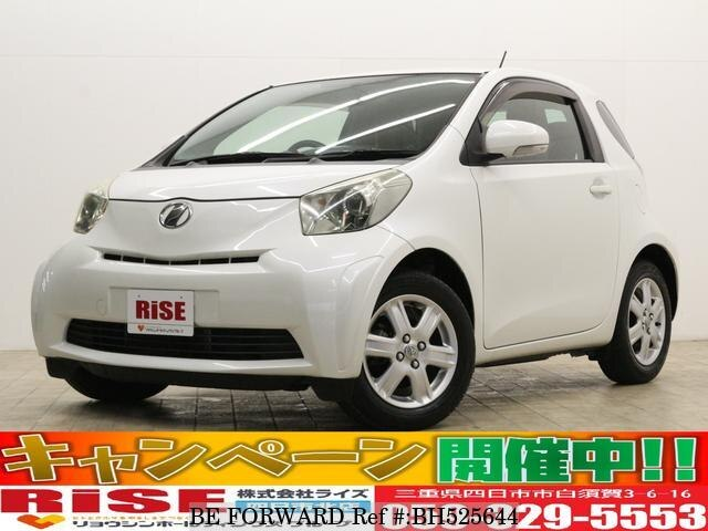 Used 2009 TOYOTA IQ BH525644 for Sale