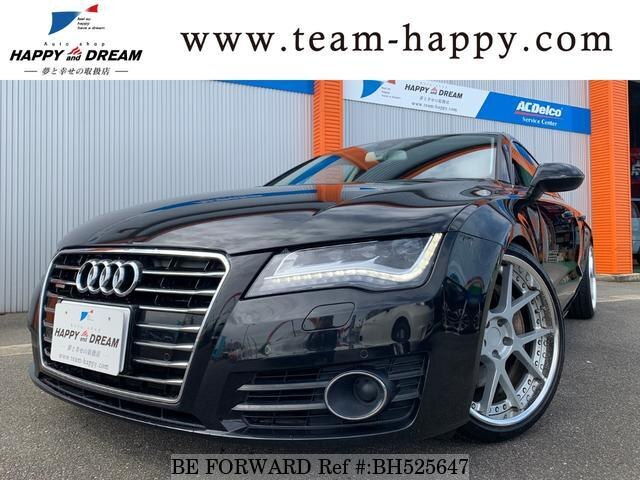 Used 2011 AUDI A7 BH525647 for Sale