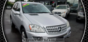 Used 2006 MERCEDES-BENZ M-CLASS BH525662 for Sale