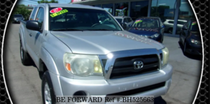 Used 2007 TOYOTA TACOMA BH525663 for Sale