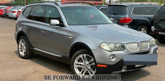 Used 2008 BMW X3 BH525667 for Sale