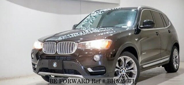 Used 2016 BMW X3 BH525671 for Sale