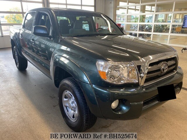 Used 2010 TOYOTA TACOMA BH525674 for Sale
