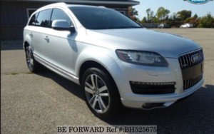 Used 2013 AUDI Q7 BH525675 for Sale