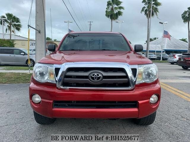 Used 2010 TOYOTA TACOMA BH525677 for Sale