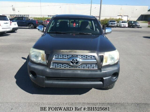 Used 2011 TOYOTA TACOMA BH525681 for Sale