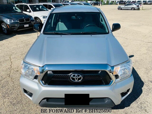 Used 2012 TOYOTA TACOMA BH525690 for Sale