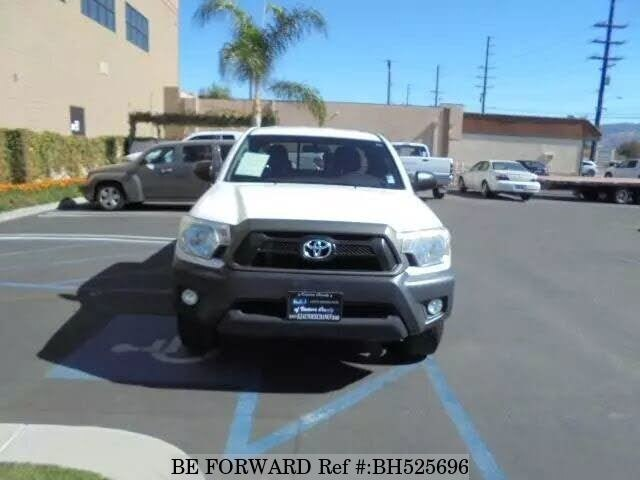 Used 2012 TOYOTA TACOMA BH525696 for Sale