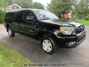 Used 2013 TOYOTA TACOMA BH525700 for Sale