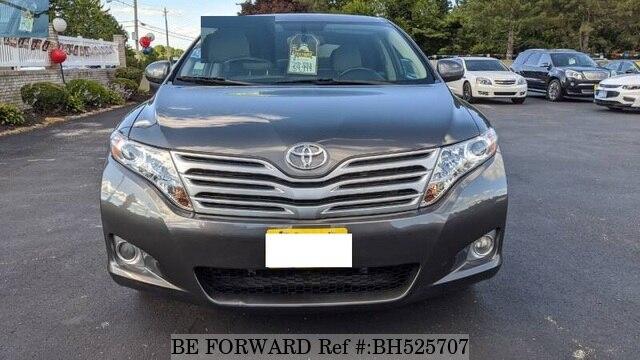 Used 2011 TOYOTA VENZA BH525707 for Sale