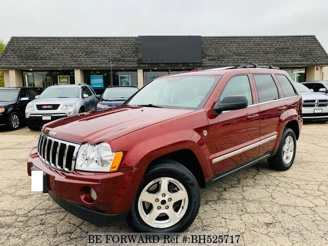 Used 2007 JEEP GRAND CHEROKEE BH525717 for Sale