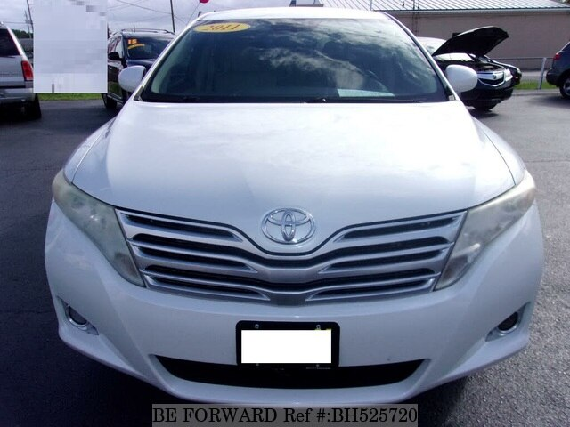 Used 2011 TOYOTA VENZA BH525720 for Sale
