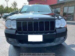 Used 2008 JEEP GRAND CHEROKEE BH525726 for Sale