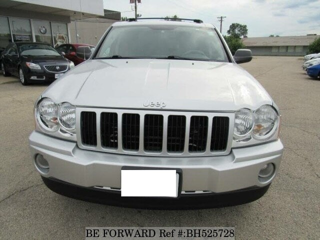 Used 2007 JEEP GRAND CHEROKEE BH525728 for Sale