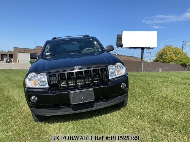 Used 2005 JEEP GRAND CHEROKEE BH525729 for Sale
