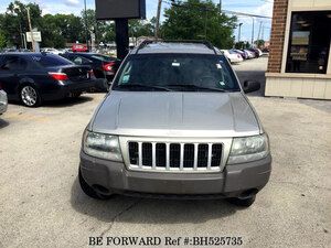 Used 2004 JEEP GRAND CHEROKEE BH525735 for Sale