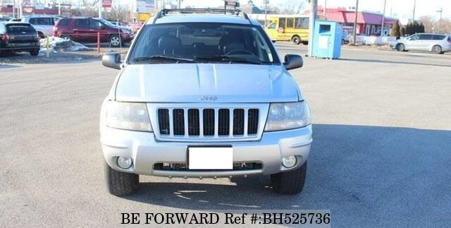 Used 2004 JEEP GRAND CHEROKEE BH525736 for Sale