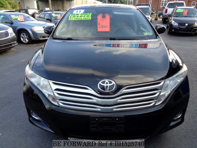 Used 2011 TOYOTA VENZA BH525740 for Sale