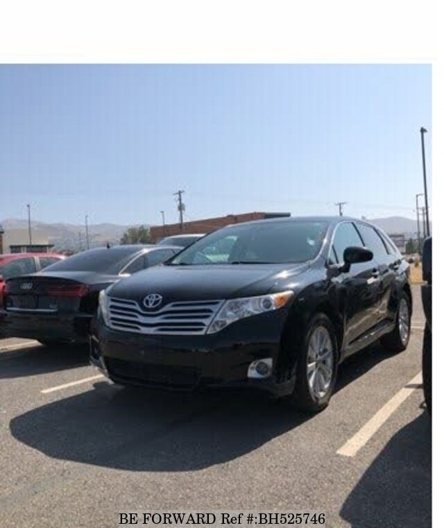 Used 2011 TOYOTA VENZA BH525746 for Sale