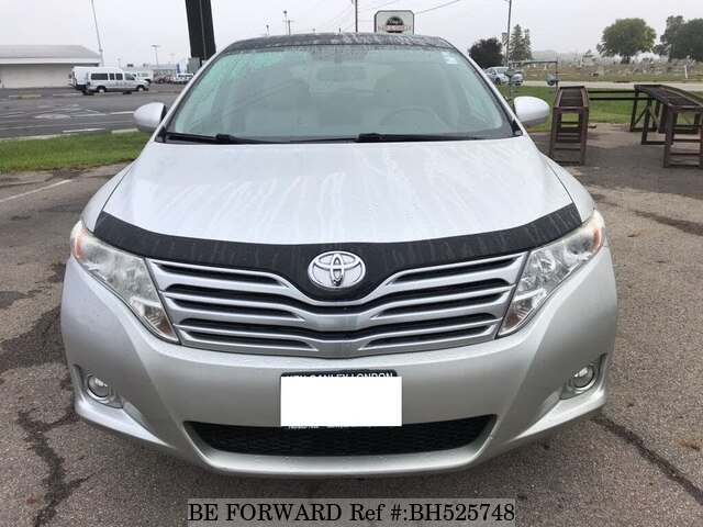 Used 2010 TOYOTA VENZA BH525748 for Sale
