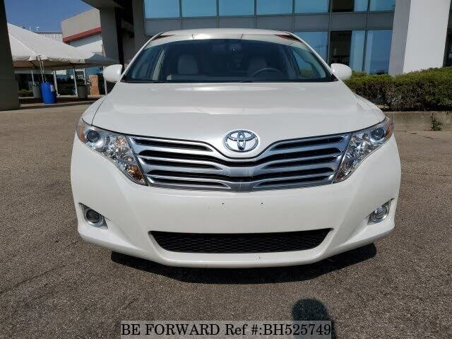 Used 2012 TOYOTA VENZA BH525749 for Sale